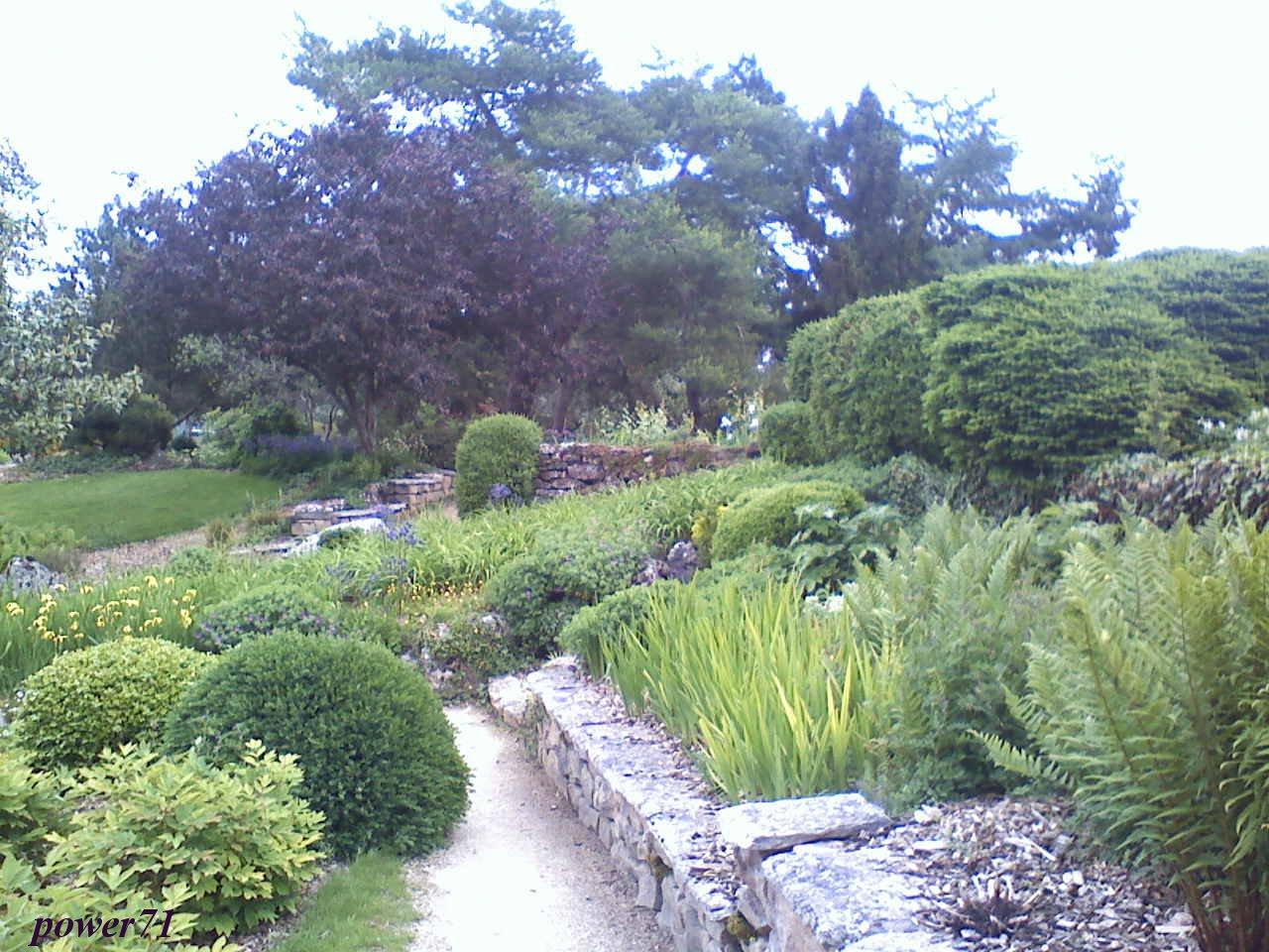 Jardin public de chalon sur saone for Jardin val de saone